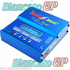 iMAX B6AC Caricabatterie Life LiPo NiMh Pb b6 Litio moto campo 220V AC NiCd 12V