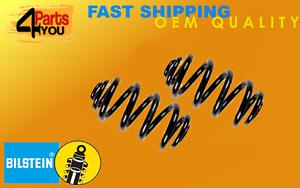 2x-BILSTEIN-BMW-3-E46-3-series-de-muelles-de-suspension-trasera-resistente-de-bobina