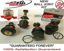 LIFETIME BALL JOINT KIT fits Dodge Ram 2500 3500 4x4 NEW IMPROVED SET 2003-2013
