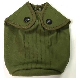WWI-US-M1910-EAGLE-SNAP-CANTEEN-COVER-PEA-GREEN