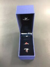 SWAROVSKI EROS RING (Red & Heart) SIAM /RHS.NEW IN BOX - Size 6