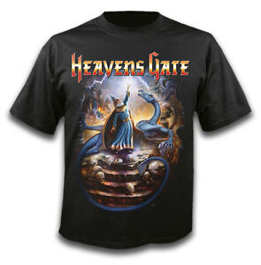 HEAVENS-GATE-Best-For-Sale-T-Shirt-size-L-NEW-Power-Metal-Avantasia