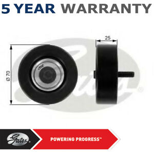Gates-V-Ribbed-Belt-Tensioner-Pulley-For-Ford-Mazda-T36175