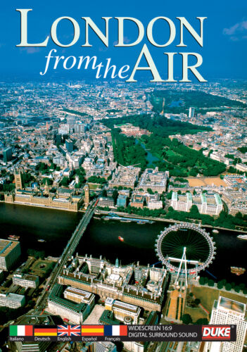 1 of 1 - London From The Air DVD