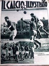 IL Calcio Illustrato 25/05/1950 Coppa di Francia al Reims - Inghilterra  [GS35]