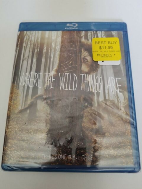 WHERE THE WILD THINGS ARE (Blu-ray Disc, 2011) Mark ...