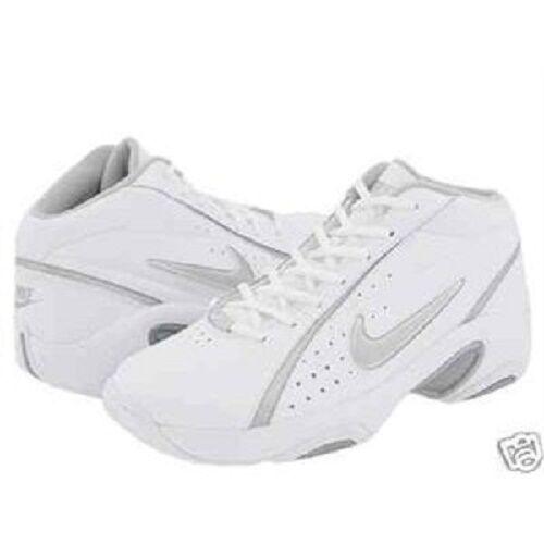 Nike Men hit the basketball court in comfort shoe
