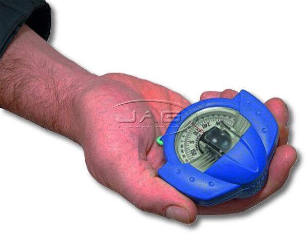 Plastimo Iris 50 azul mano teniendo brújula-Marine Senderismo Scout Scout Scout orientación 5f041e