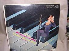 Gershwin Rhapsody in Blue Fiedler Boston Pops Earl Wild Piano LM-2367 VG / VG