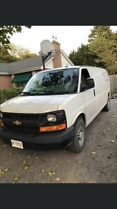 2015 Chevrolet Express Extended