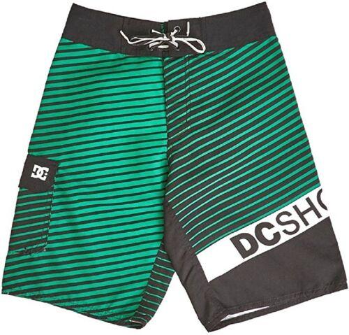 a Tronks Dc Green Boys Turf bagno 48 Angular 10 881634454106 Taglia Nwt Pantaloncini righe da q0xAcBZ