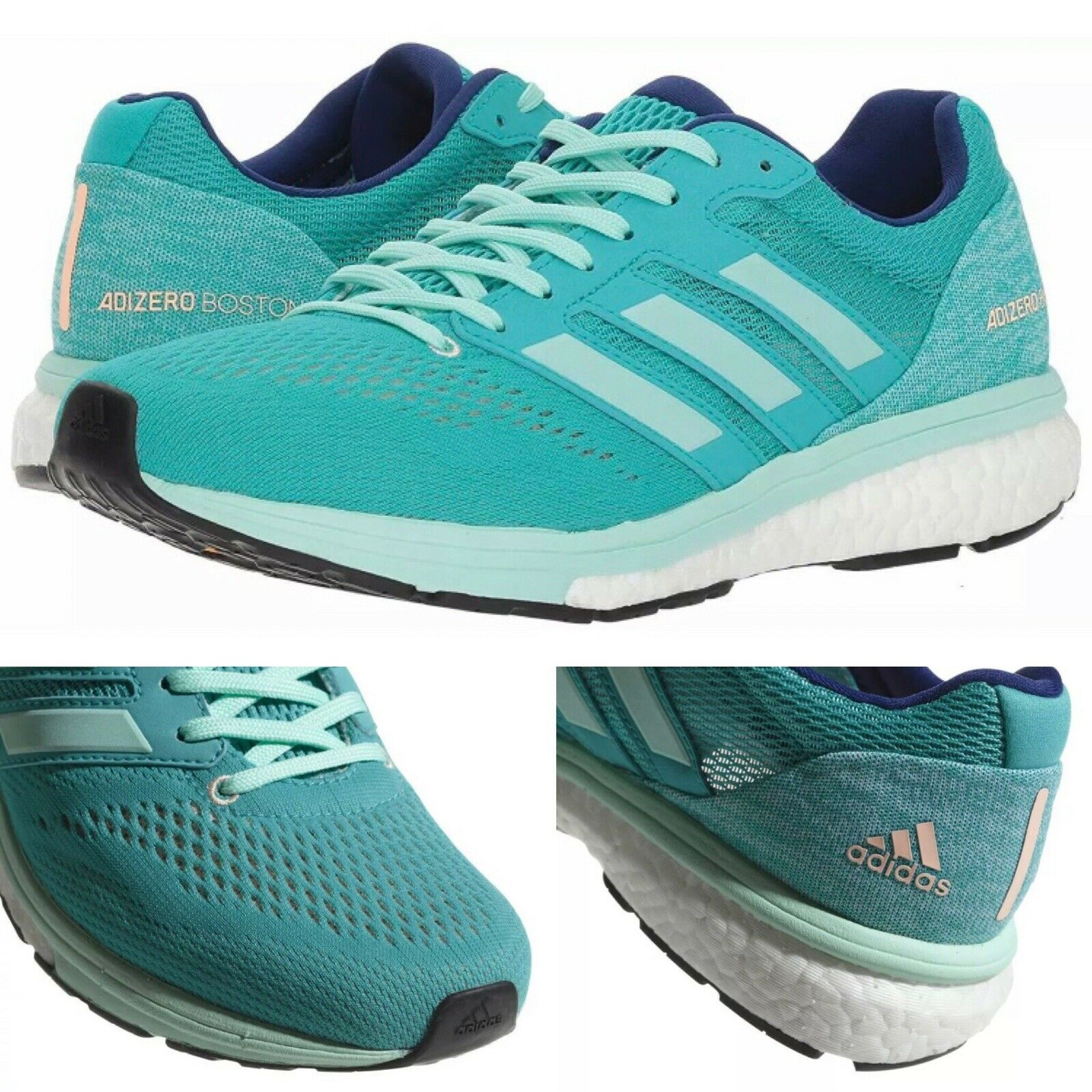Adidas Adizero Boston Boost 7 Women's Athletic Running shoes Size  10 BB6498 New   best price