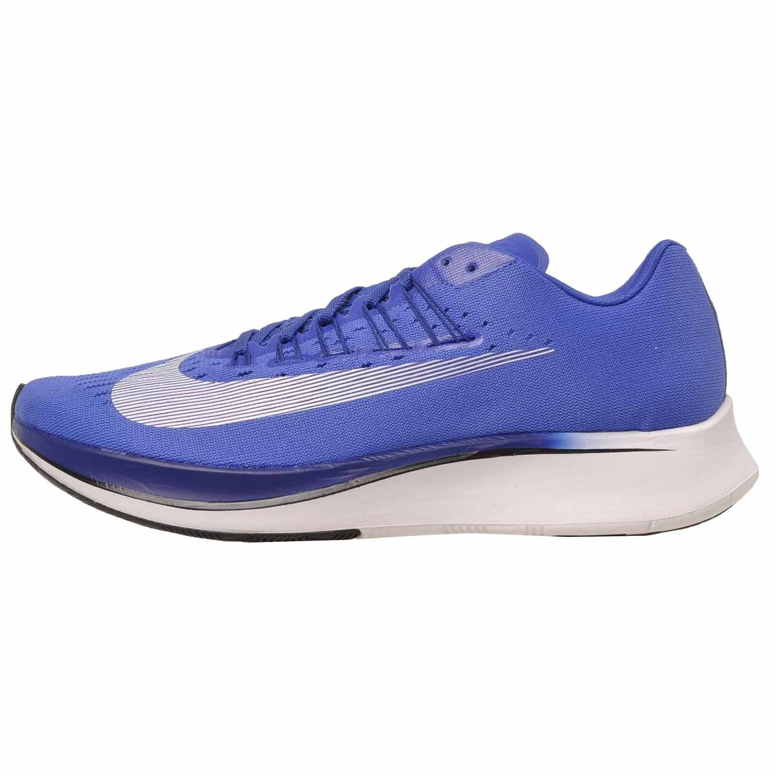 Nike Zoom Fly Running Hommes Chaussures Royal Bleu blanc 880848-411