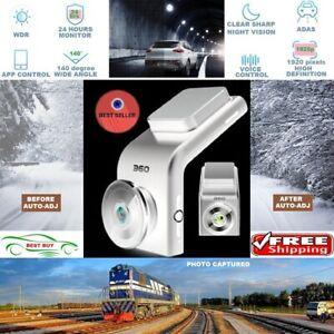 Qihoo-360-Dash-Car-Cam-Camera-Recorder-Full-HD-1080p-2mega-pixel-ADAS-amp-WDR-Sys
