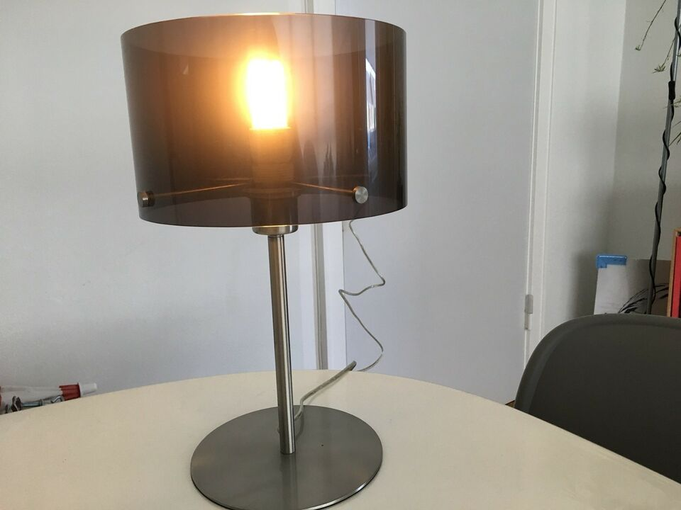 Anden bordlampe, Ukendt