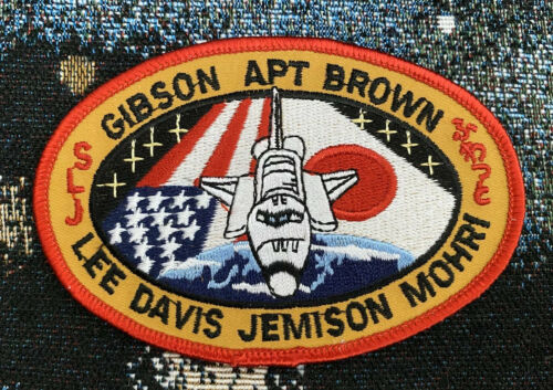 STS-47 Space Shuttle Mission Patch Endeavor