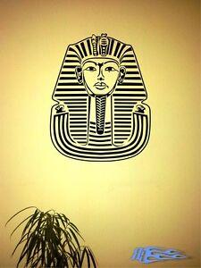 Wandtattoo-Tutanchamun-Agypten-Pharao-Deco-Wandtatoo-Wandaufkleber