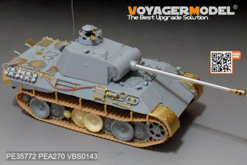 PE for Panther A early ver For DRAGON 6160 Basic 35772 VOYAGERMODEL 1//35