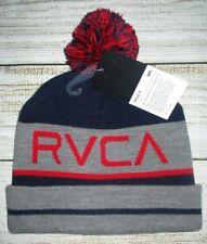 ebd2983ff Buy RVCA Men's Dayshift Beanie Blue One Size online | eBay