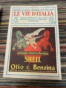 RIVISTA-LE-VIE-D-039-ITALIA-N-8-1927-AGOSTO