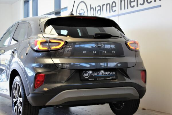 Ford Puma 1,0 EcoBoost Titanium DCT - billede 3