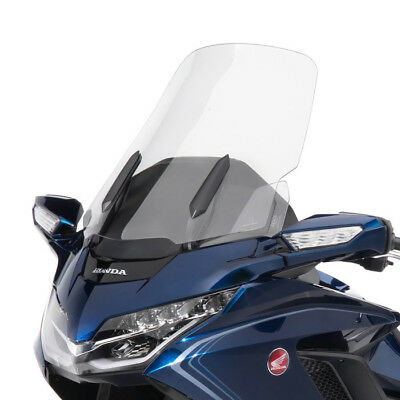 HONDA OEM HALF COVER BLACK FOR 2018 GOLD WING TOUR MODELS 08P72-MKC-A00ZE