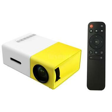 Mini Portable YG300 LCD Portable Projector
