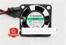 25x25x10mm MC25101V1-000C-A99 12V 0.69W 2Wire 2.5cm 25mm 2510 sunon Cooling Fan