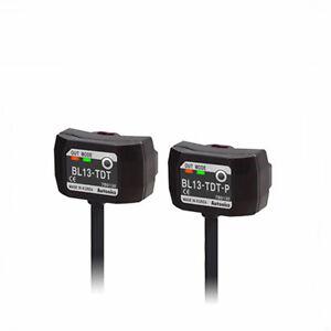 Micro Digital Liquid Level Sensor BL13-TDT-P mounting pipe PNP Light Dark on