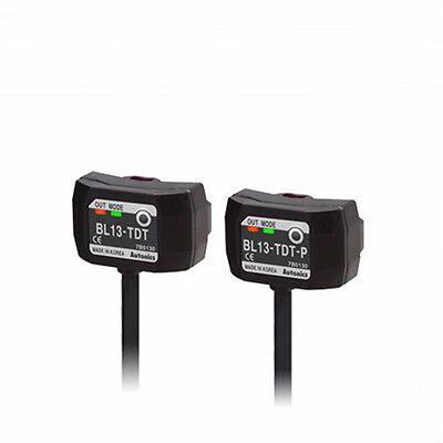 Digital Liquid Level Sensor Switch BL13-TDT mounting pipe NPN Light on Dark on