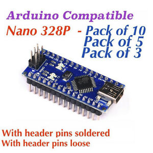 USB-Nano-V3-0-ATMEGA328P-CH340G-5V-16M-Micro-Controller-Board-Kit-FOR-Arduino
