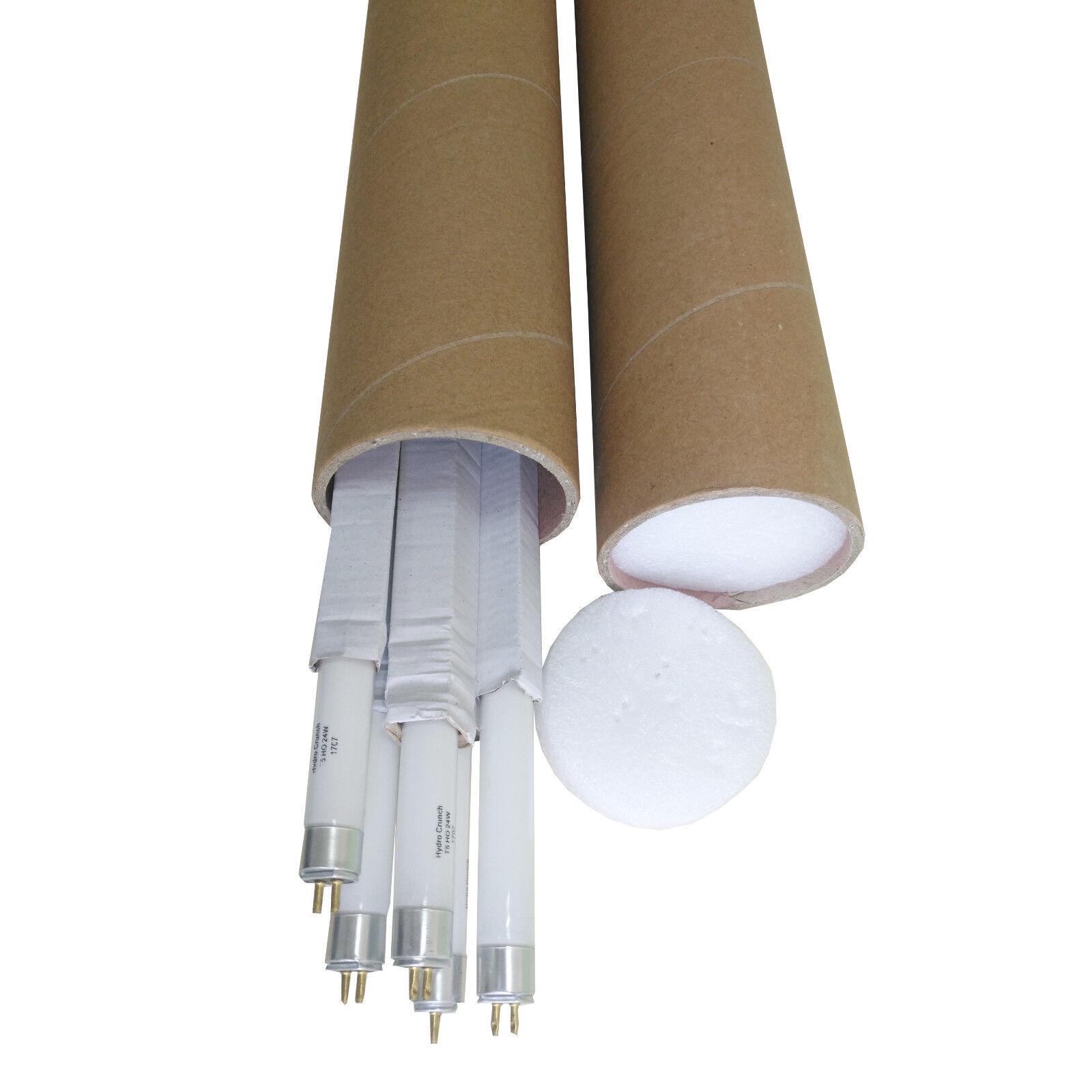 4 Pack T5 Bulb 54w Aquarium Light Bulb Ho For 48 4 Ft: Digital Grow 2 FT 4 FT 6400K 24W 54W T5 Fluorescent Grow