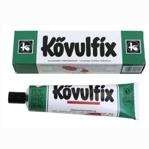 Kömmerling 90 G Kövulfix record Tube pour cuir, plastique, Diapositives, Chaussures