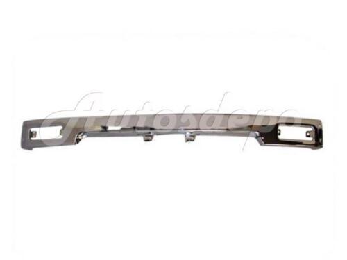FOR Toyota 89-91 Pickup 4Wd 90-91 4Runner Front Center Bumper Face Bar Chrome
