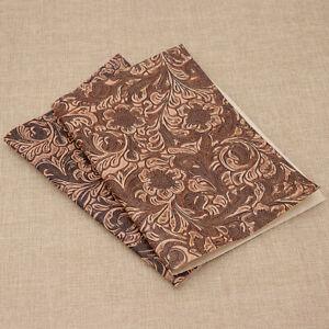 Wasserlöslich 14CT für Stickerei Kreuzstich auf Kleidung DIY 22x20cm Magic Stoff