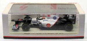 SPARK-1-43-Scale-S3032-Sauber-C31-Ferrari-Monaco-GP-14-K-Kobayashi