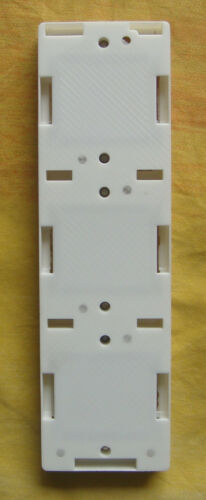 XL104 Solide antique laiton poli victorien porte clé ouvert écusson