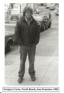 GREGORY-CORSO-NORTH-BEACH-SAN-FRANCISCO-JULY-1983-BEAT-WRITERS-PHOTO-POSTCARD-8