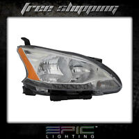Fits Nissan Sentra 2013-14 Headlight Lamp Passenger Right Only