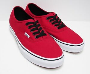 817a5aa684912e Image is loading VANS-Authentic-Chili-Pepper-Black-VN-000NJV2KA-Men-