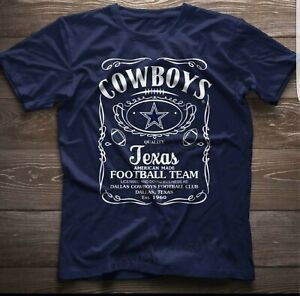 Dallas-Cowboys-TShirt-Americas-Team-Tailgate-game-day-Shirt-Jersey-Dak