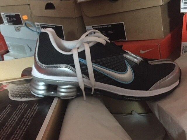 Damenschuhe Gr:36,5 NIKE Shox Zipsister+ II Gr:36,5 Damenschuhe Neu Sneaker Special Edition schwarz schwarz c5580b