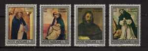 S25435-Dealer-Stock-Vatican-1971-MNH-Guzman-4v-X10-Sets