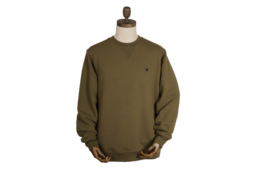 Thinking Anglers TA Crew maglione a girocollo  Tutte le taglie  Nuova da Pesca sweater
