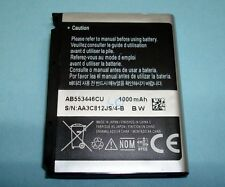 Original Samsung Handy Akku Battery SGH-F480 F480 F480i 1000mAh AB553446CU