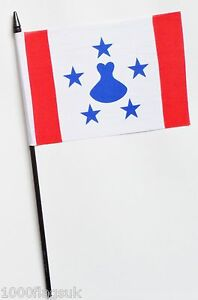 France-French-Polynesia-Austral-Islands-Small-Hand-Waving-Flag