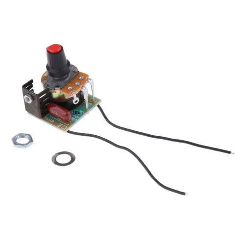 220 V 500 Watt BT136 Licht Spannung Temperaturgeschwindigkeit