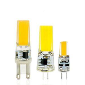 12v 220v 6w 9w cob smd led beleuchtung lichter halogen spotlight kronleuchter ebay. Black Bedroom Furniture Sets. Home Design Ideas