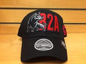 9dfdc2d1 WWE WWF The ROCK Hat Cap Snap Back SnapBack 24/7 365 Dwayne Johnson ...