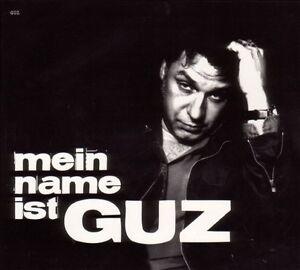 GUZ-MEIN-NAME-IST-GUZ-CD-NEU